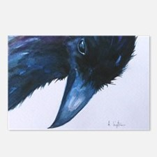 Unique The crow Postcards (Package of 8)