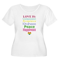 Gay Pride Lov T-Shirt