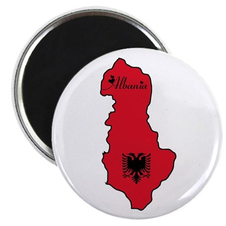 "Cool Albania 2.25"" Magnet (10 pack)"