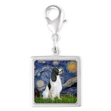 Starry - English Springer7 Charms