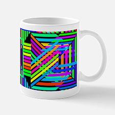 Trippy Stripes Mugs