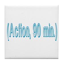 Action Tile Coaster
