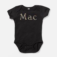 Mac Seashells Baby Bodysuit