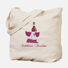 Celebrate Freedom Tote Bag