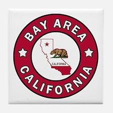 Bay Area Tile Coaster