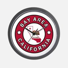 Bay Area Wall Clock