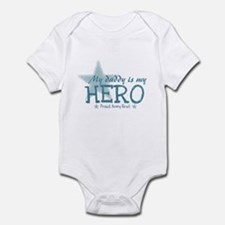 Hero Infant Bodysuit