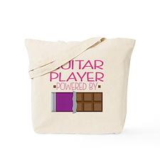 Guitar Player funny Tote Bag