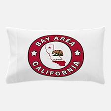 Bay Area Pillow Case
