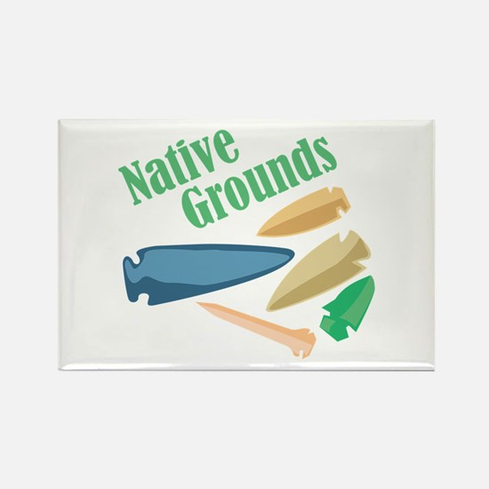 Native Grounds Magnets