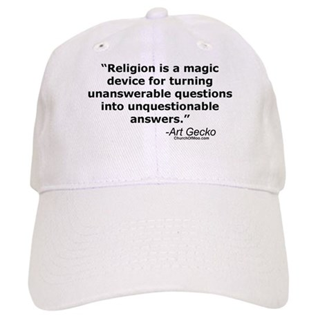 Religion - Unquestionable Ans Cap
