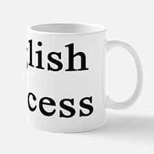 English Princess  Mug