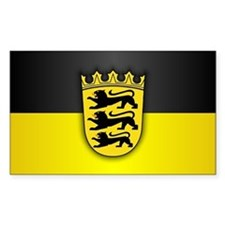 Baden-Wurttemberg Decal