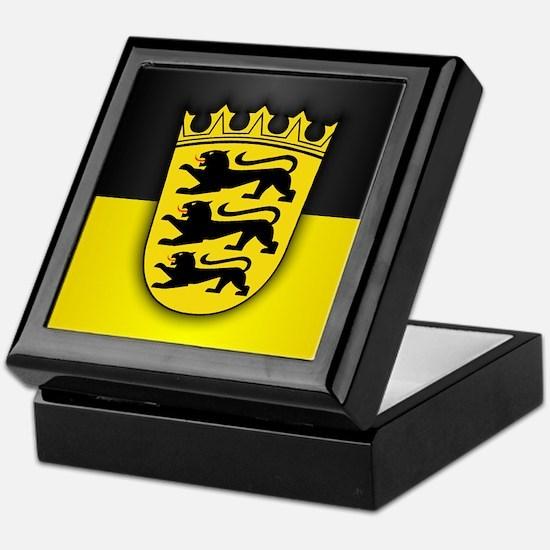Baden-Wurttemberg Keepsake Box