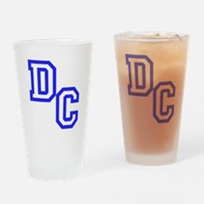 DC Drinking Glass