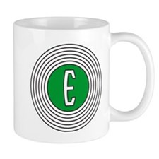 Edsel Bullseye Logo Mug