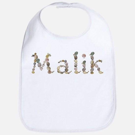 Malik Seashells Bib