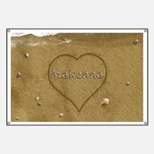 Makenna Beach Love Banner