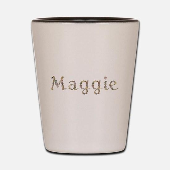 Maggie Seashells Shot Glass