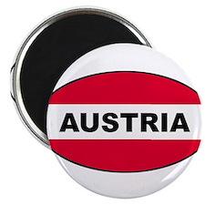 Cute Austrian Magnet