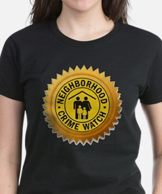 Crime Watch Neighborhood Tee