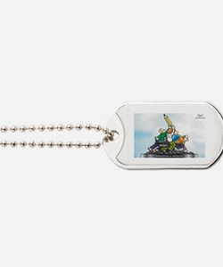 Funny Freedom of speech Dog Tags