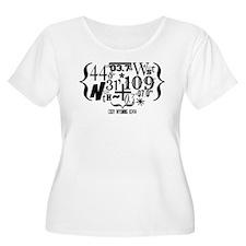 Cody WY Plus Size T-Shirt