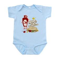 Always Use A Condiment! Infant Bodysuit