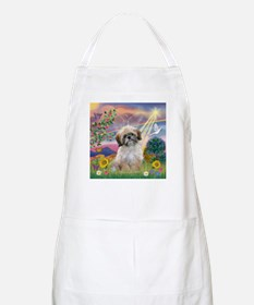 Cloud Angel & Shih Tzu  BBQ Apron