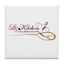 Liz.Kitchen Tile Coaster