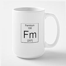100. Fermium Mugs