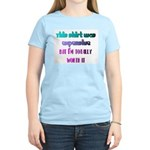 RICH ATTITUDE Women's Light T-Shirt