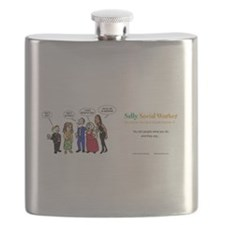 Social Workers- so misunderstood! Flask
