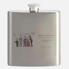 Social Workers- so misunderstood! Flask