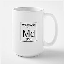 101. Mendelevium Mugs