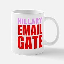 Hillary Email Gate Mugs