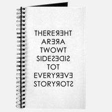 Two Sides to Every Story Journal