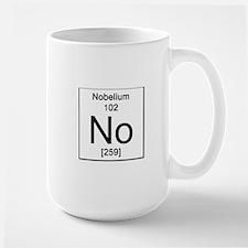 102. Nobelium Mugs
