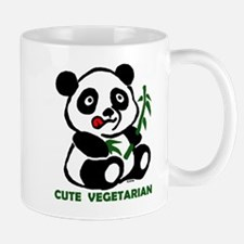 cute vegetarian Mugs