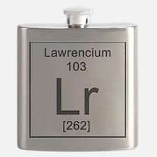 102. Lawrencium Flask