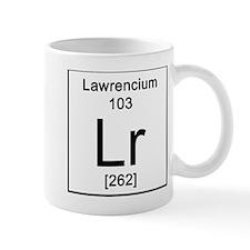 102. Lawrencium Mug