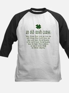 An Old irish curse Kids Baseball Jersey