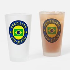 Brazilian Jiu-Jitsu Drinking Glass
