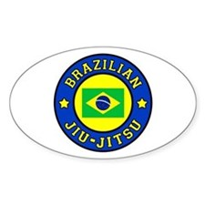 Brazilian Jiu-Jitsu Decal