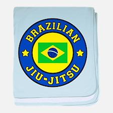 Brazilian Jiu-Jitsu baby blanket