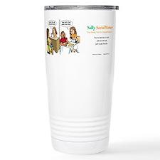 Cool Social workers Travel Mug
