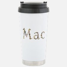 Mac Seashells Ceramic Travel Mug