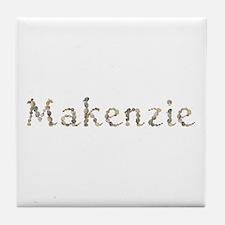 Makenzie Seashells Tile Coaster