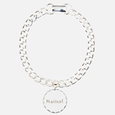 Marisol Seashells Charm Bracelet