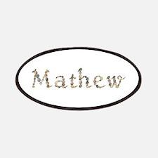 Mathew Seashells Patch
